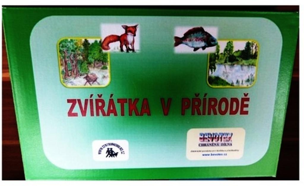 Zvíøátka v pøírodì - zvìtšit obrázek