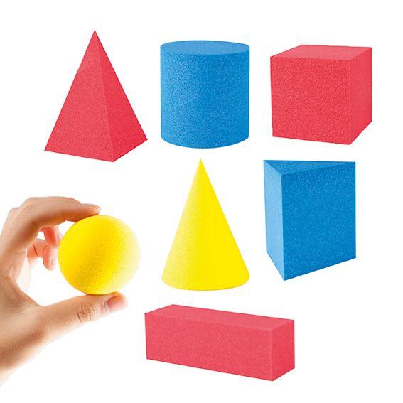 Geometrická tìlesa v našem okolí - zvìtšit obrázek